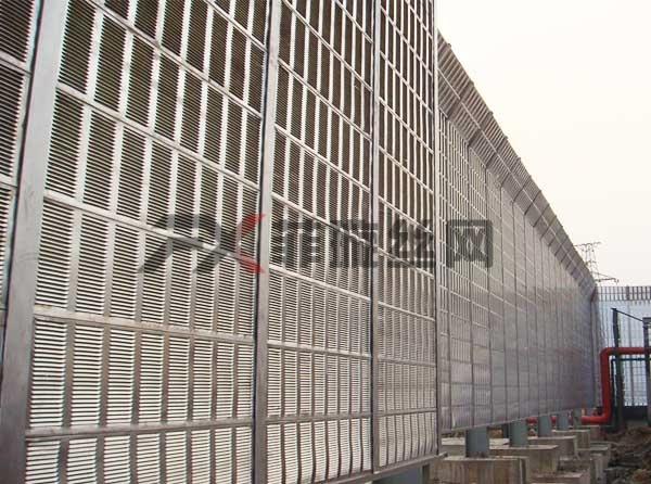工厂声屏障安装
