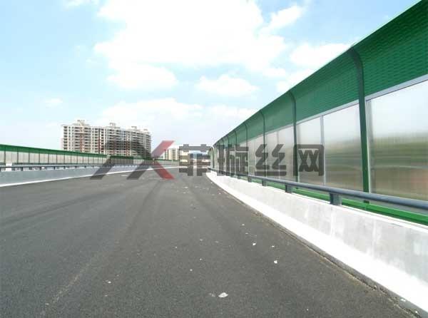 市政桥梁声屏障制造厂家