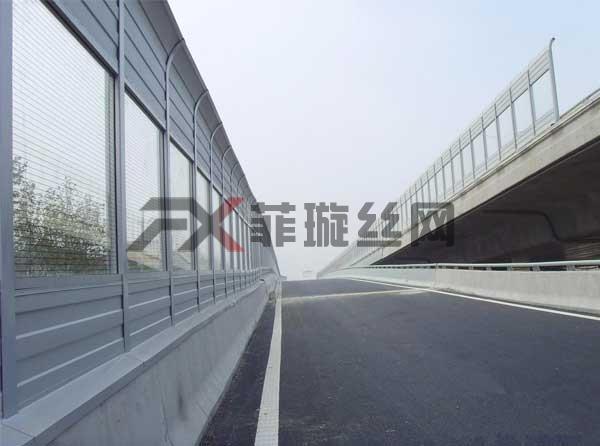 市政桥梁声屏障安装