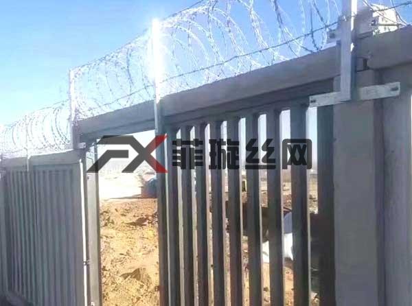 贵州高锌高铁刺丝滚笼