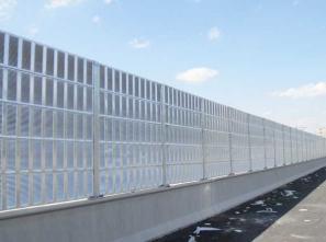 高速公路声屏障安装方法