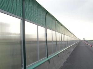 市政桥梁声屏障应用